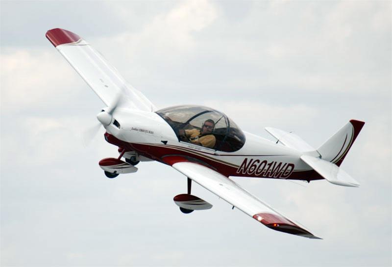 AMD Zodiac S-LSA Aircraft - Special Light Sport LS and LSi